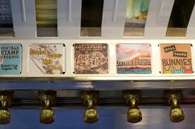 Artomatic Vending Machine Interesting Habit Of Art Vending Machines That Dispense Art