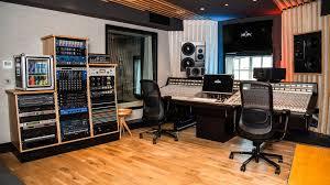 Garden Recording Studio Design Red Bull Music Studios London