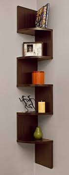 Corner zig zag wall shelf | furniture design | Makes me want to redecorate  | Pinterest | Zig zag wall, Zig zag and Corner wall shelves