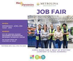 Flyer Jobs Job Fair Flyer Concord 4 3