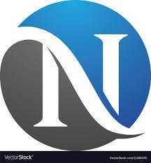 N Logo Design Vector N Letter Logo Template