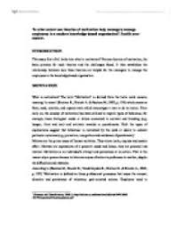 motivation theories university business and administrative  page 1 zoom in