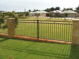 Small Picture Fascinating Brick Fence Cost 34 Brick Fence Price Perth