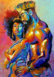 samuel ikenna kong for a queen more love the art work