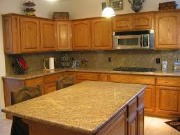 Kitchens With Granite Kitchen Granite Colors And Tile Combinations Best Home Designs