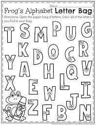 Color By Letter Worksheet Hidden Color By Letter The Whale Via St ...