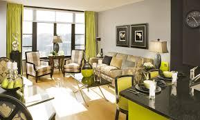 Open Living Room Decorating Open Floorplan It Is Open Through The Living Room Dining Room And