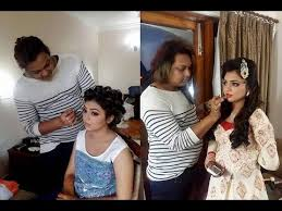 nazriya m s bridal makeup