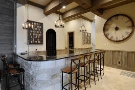 wet bar lighting. Splashy Counter Stools With Backs In Home Bar Rustic Stone Next To Alongside Wall Clock And Front Wet Lighting G