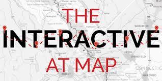 Appalachian Trail Interactive Map The Trek