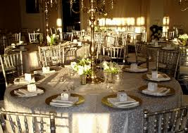 wedding reception table settings. Elegant Outdoor Wedding Table Settings Reception