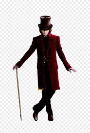 Willy Wonka Png - Willy Wonka Johnny Depp Shoes Clipart (#3668432) -  PinClipart