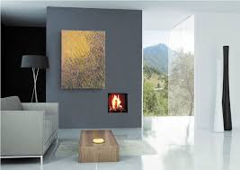 image of small vent free gas fireplaces