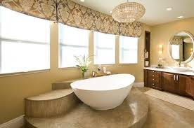 want to really show off your new bathtub put it on a pedestal by