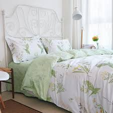 elegant european rustic fl bedding delicate shabby style bed sets brand 100 fairy girls duvet cover unique bedding comforters from cansou