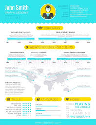 Infographic Resume Creator Magnificent Infographic Resume Creator Online On Infographic Resume 1