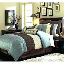brown bedding set light blue comforter brown bedding cream bedding sets blue and chocolate comforter black