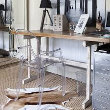 Ghost office chair Fur Throw Here Are Some Amazing Office Spaces With My Little Dream Chair In Them Think Youll Agree That For Such An Unassuming Chair It Is Absolutely Stunning The Cuban In My Coffee The Cuban In My Coffee Need An Office Chair What About The Ghost