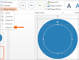 Arrow Ring Chart Powerpoint How To Create A Cyclic Arrow Diagram In Powerpoint