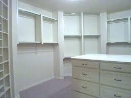 walk in closet island storage master islands dresser with bench