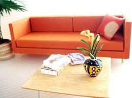 modern miniature furniture. Modern Dollhouse Furniture Mini Miniature Contemporary Nz .