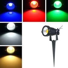 led rod light led flood light with rod for outdoor landscape garden path ac custom led led rod light