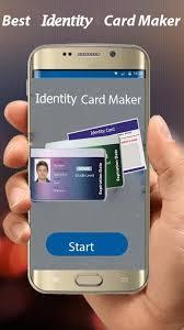Identity Card Generator Fake Fake Identity