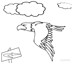 Printable Bald Eagle Coloring Pages For Kids Cool2bkids