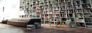 Living Room Interior Designs: Decorate Yours With 10 Awesome Library Ideas