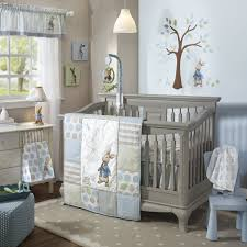 lambs and ivy peter rabbit baby bedding and decor