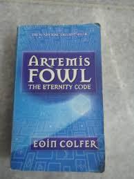 free artemis fowl the eternity code