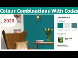 asianpaints colour combinations