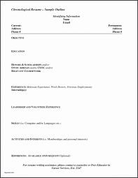 Good Resume Formats