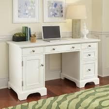 white computer desk. Home Styles Naples Transitional Computer Desk White