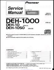 pioneer deh 1000 manuals Pioneer Deh 1000 Wiring Diagram Pioneer Deh 1000 Wiring Diagram #28 Pioneer Deh 1500 Wiring Diagram