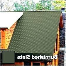 Union Metal Roofing Color Chart Burnished Slate Metal Roof Awesomesimple Co