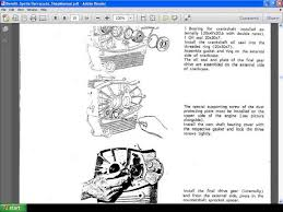 benelli wards barracuda sprite service parts manuals for these are some examples from the benelli sprite barracuda manual collection