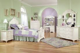 Painted White Bedroom Furniture Bedroom Decor Aesthetic White Bedroom Sets Accent Wall Color Nordic