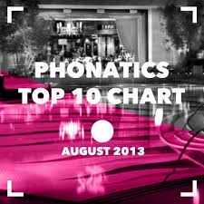 Top Charts August 2013 August 2013 Top 10 Chart By Phonatics By Phonatics Tracks
