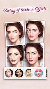 you makeup beauty camera and photo editor with nice effects for insram free screenshot 4