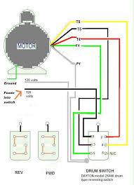 4 Wire Ac Motor Wiring Diagram PSC Motor Wiring Diagram