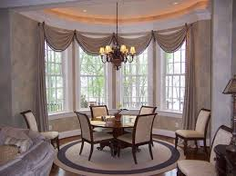 fancy dining room curtains. Best 20 Bay Window Treatments Ideas On Pinterest With Regard To Dining Room Fancy Curtains D