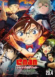 Cùng Thám Tử Lừng Danh Conan tìm ra manh... - Lotte Cinema Huế