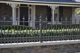wrought iron fence victorian. Dulwich Heritage Fence 2 Wrought Iron Victorian