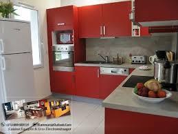 Electroménager Cuisine Moderne Sur Mesure Rabat Maroc Armonyma