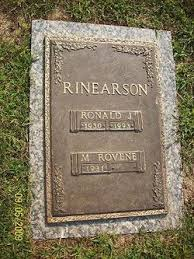 Ronald James Rinearson (1930-1993) - Find A Grave Memorial