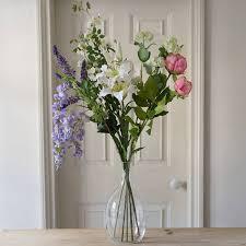 country garden florist. faux country garden flower bouquet florist