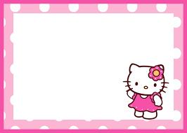 Hello Kitty Invitation Hello Kitty Invitation Template Free Major Magdalene