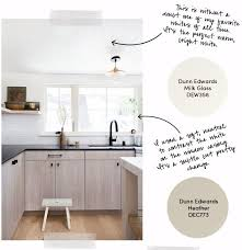 Want to copy Amber Interiors' kitchen? Use Milk Glass DEW358 on the ...