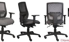 Fauteuil bureau chaise de bureau siège travail | Ameublement | Gyva